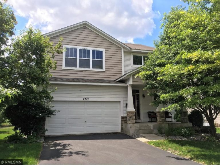 Property Information for 2212 118th Ave NE, Blaine, MN